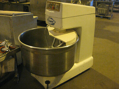 Diosna Spiral Mixer SP160d, Very good Condition Used