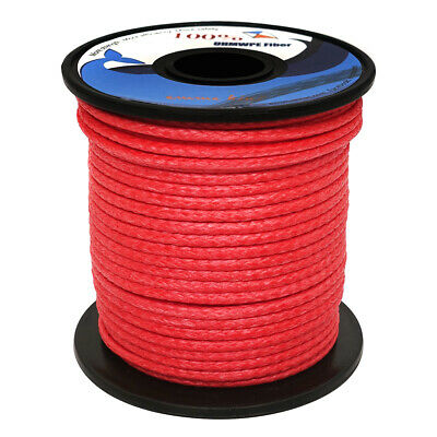 1.6mm Braid 100% UHMWPE Braided Cord for Sailing Boating Yacht Accessory Rope