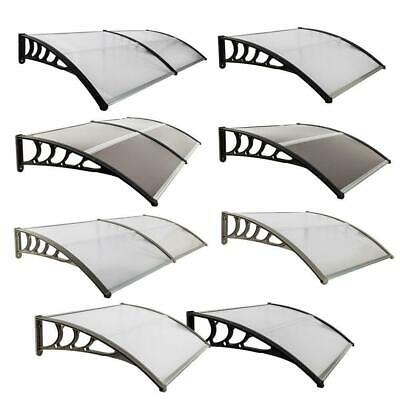 """40""""x30""""/40""""/80"""" Outdoor Front Door Window Awning Patio Canopy Cover UV Protected"""