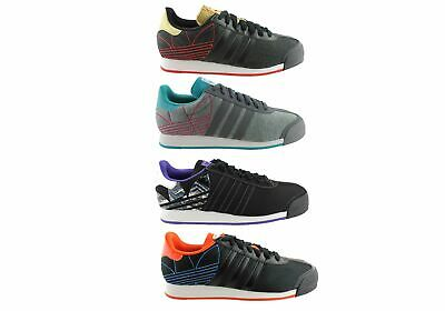 New Adidas Samoa Mens Lace Up Comfortable Trainers/sport Shoes