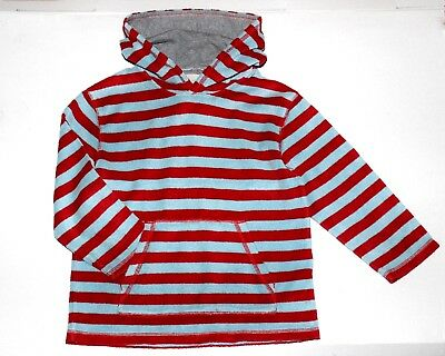mini Boden frottee pullover, 5-6 Y