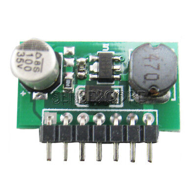 DC IN 7-30V OUT 350mA LED lamp Driver 1W Support PMW Dimmer Neu