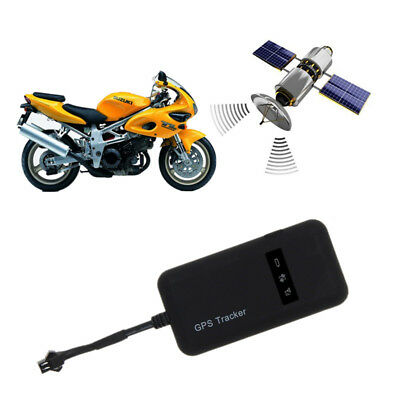 Motorycle Waterproof  Real Time GPS Anti-Theft Tracker GSM GPRS Tracking Devices