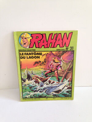 Mar13 ----  RAHAN  nouvelle collection    N° 31