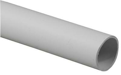 Light Gauge Round 25Mm Conduit 3M White - Lg25