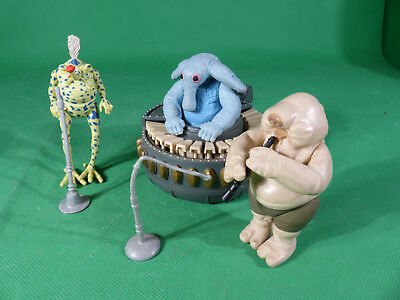 Kenner Star Wars vintage Action Figures Max Rebo Jabba's Band