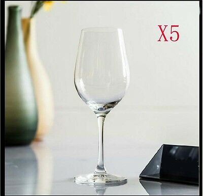 New 5X Capacity 480ML Height 219MM High Foot Red Wine Glass/Glassware %