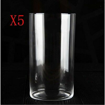 New 5X Capacity 650ML Height 145MM Simple Thin Whisky Wine Glass/Glassware %