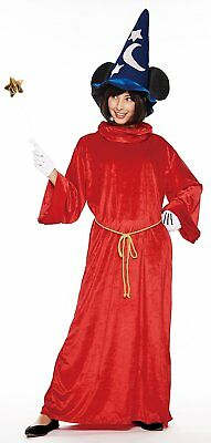 Adult Mickey Mouse Fantasia Costume Cosplay Halloween Happy Holiday Party Japan