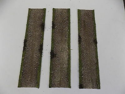 wargames flexi dirt road No 1  20mm 28mm warhammer bolt action  by fat frank