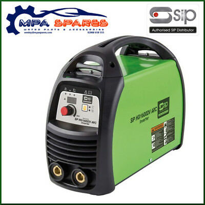 Sip 05716 Weldmate Hg1600Dv Dual Voltage Arc/Tig Inverter Welder