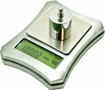 Digital Pocket Scale 250g x 0.01g Hvy Duty All Metal Construction Jewelry Gold