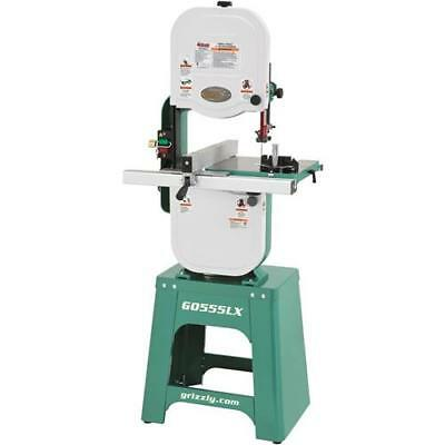"G0555LX 14"" Deluxe Bandsaw"