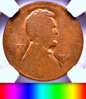 1940's NGC Test Piece WHEAT CENT ◢◣2 Known◢◣ EPIC ♚♚♚♚♚  ✔ Lincoln Wheat Cent 1C