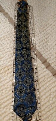Vintage Beau Brummell Snapper Clip on Neck Tie Boys Collectible Wearable (C11)