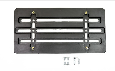 LICENSE PLATE TAG HOLDER MOUNTING RELOCATOR ADAPTER BUMPER KIT BRACKET for SCION