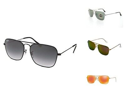 ray ban caravan 55mm gunmetal