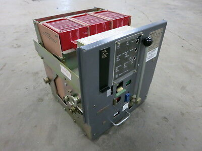 Westinghouse DS-206H 800A w 800A LSIG Amptector I-A Breaker DS 206 H DS206H 635V