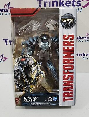 Transformers: The Last Knight Premier Edition Deluxe Class SLASH Action Figure