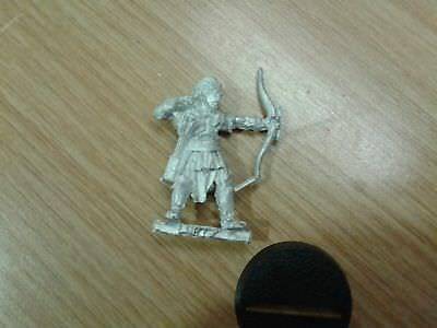 LOTR Lord Of The Rings LURTZ WITH BOW metal OOP