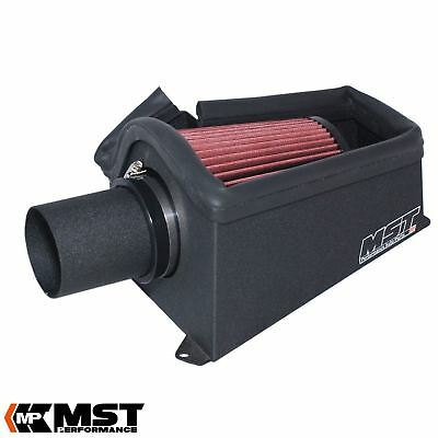Cone Air Filter Intake Induction Kit by MST Performance A250 CLA250 Sport 2.0T