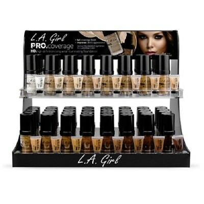 L.A. Girl Pro Coverage Illuminating Foundation Pick your Shade !