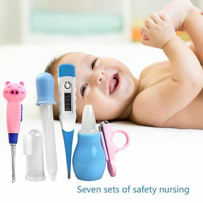 Child Healthcare Grooming Kit Deluxe Safety Set Baby Infants Newborn Kid US Ship