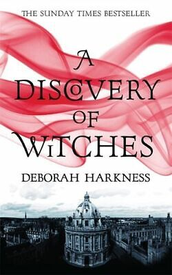 NEW A Discovery of Witches By Deborah Harkness Paperback Free Shipping