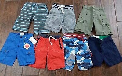 Mini Boden, Hanna Andersson, LMJ Shorts 3Y for Boys From VGUC to Brand New LOT!!
