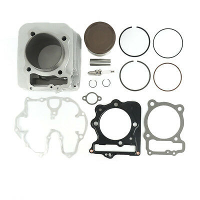 Cylinder Piston Gasket Top End Kits Fits For Honda Sportrax TRX400EX 99-08 397cc