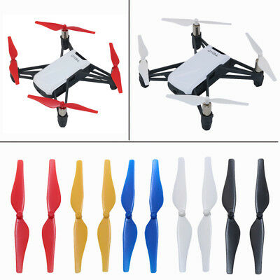 For DJI Tello Drone RC 2 Pairs CW CCW Quick-Release Propellers Paddle Blades