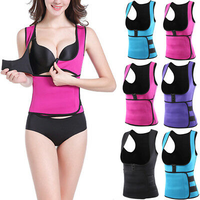 Women Body Shaper Tummy Control Waist Trainer Cincher Underbust Corset Shapewear
