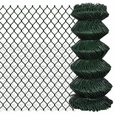 Chain Fence 0.8 x 15 M - Green