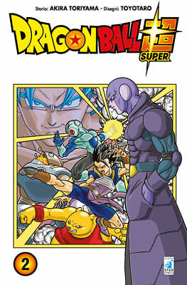 Manga - Star Comics - Dragon Ball Super 2 - Nuovo !!!