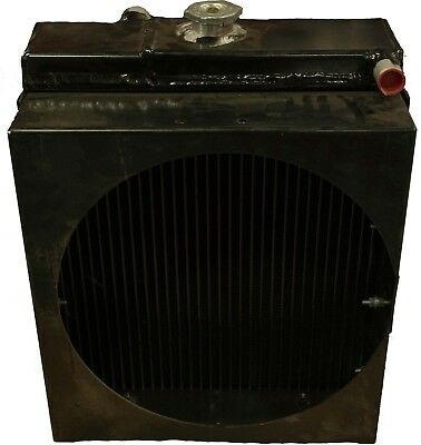 NOS 296283980 Vermeer 7 x 11 Radiator Complete with Hydraulic Cooler (MR-452-R)