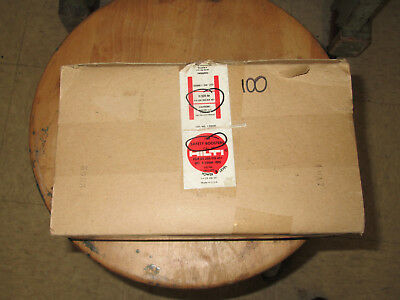 1000 Hilti 3/220M-RED .27 Cal. Safety Boosters Shots in Strips For DX350 DX451