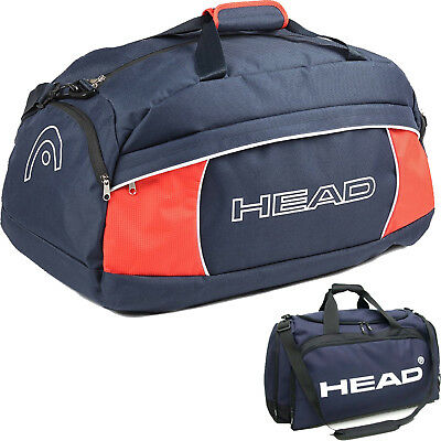 Head Holdall Nevada Gym Fitness Outdoor Travel Bag Shoulder hand Bags