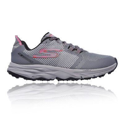 d6172cededf03 Skechers Womens GO TRAIL 2 Trail Running Shoes Trainers Sneakers Grey Sports
