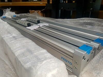 Festo Dgp-80-1300-Ppv Ef-175139 Linear Drive Rodless Actuator Cylinder