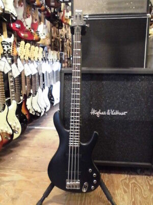 Ibanez EDB450 BLK Bass Guitar Vintage sound Excellent condition Used from japan