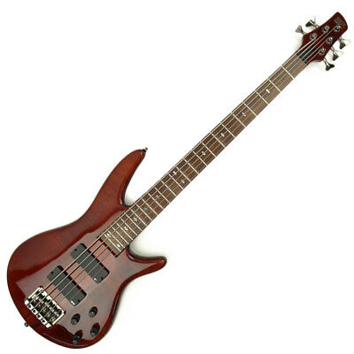 Ibanez SRT805DX Bass Guitar sound Vintage Excellent condition Used from japan