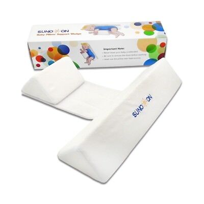 Baby Sleep pillow, Infant Support Wedge, Adjustable, newborn to 6 months