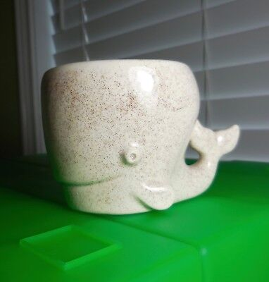 VanTiki Mini Moby Whale Sippy Cup Limited Edition #44 Out of 50 Tiki Mug Hawaii