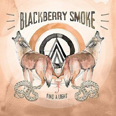 Find a Light - Blackberry Smoke (Album) [CD]