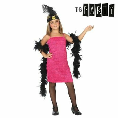 Costume per Bambini Th3 Party Charleston Rosa