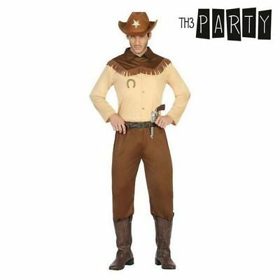 Costume per Adulti Th3 Party Cowboy