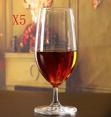 New 5X Capacity 395ML Height 181.5MM Lead Free Red Wine Glass/Glassware %