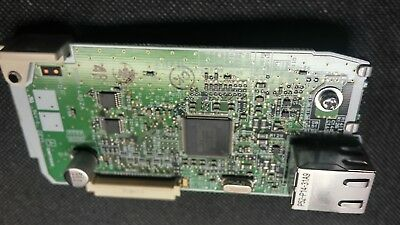Panasonic Kx-Tva594  Lan Card For Kx-Tva50 V.m  Refurbished.