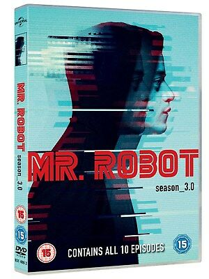 Mr. Robot: Season_3.0 (Box Set) [DVD]