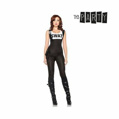 Costume per Adulti Th3 Party Poliziotto swat